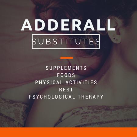 Adderall alternatives